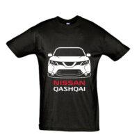 Μπλουζάκι με τύπωμα Nissan Qashqai