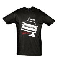 Μπλουζάκι με τύπωμα Saab Road