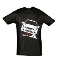 Μπλουζάκι με τύπωμα Citroen Saxo Vts Road