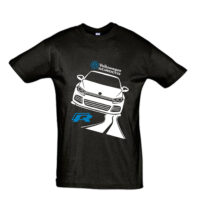 Μπλουζάκι με τύπωμα VW Scirocco road
