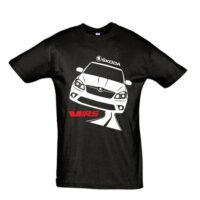 Μπλουζάκι με τύπωμα Skoda Fabia Road