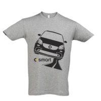 Μπλουζάκι με τύπωμα Smart road