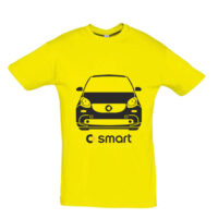 Μπλουζάκι με τύπωμα Smart