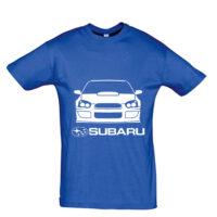 Μπλουζάκι με τύπωμα Subaru