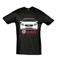 Μπλουζάκι με τύπωμα Volvo V40