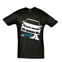 Μπλουζάκι με τύπωμα VW MK6 Road
