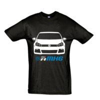 Μπλουζάκι με τύπωμα VW MK6