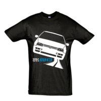 Μπλουζάκι με τύπωμα VW MK3 Road