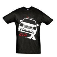 Μπλουζάκι με τύπωμα C2 road