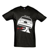 Μπλουζάκι με τύπωμα Audi A4 B8 Back Road