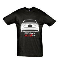 Μπλουζάκι με τύπωμα Audi A4 B8 Back