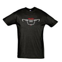 Μπλουζάκι με τύπωμα Audi RS5 Logo