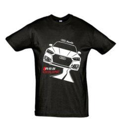 Μπλουζάκι με τύπωμα Audi RS5 Road