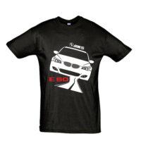Μπλουζάκι με τύπωμα BMW E60 Road
