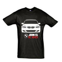 Μπλουζάκι με τύπωμα BMW E60