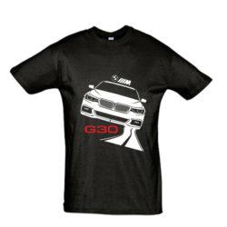 Μπλουζάκι με τύπωμα BMW G30 Road