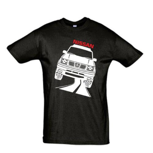 Μπλουζάκι με τύπωμα Nissan Navara D21 Road