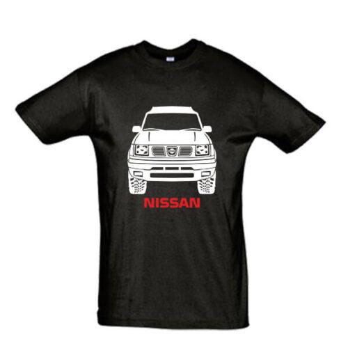 Μπλουζάκι με τύπωμα Nissan Navara D21