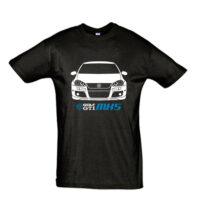 Μπλουζάκι με τύπωμα VW Golf Mk5
