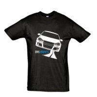 Μπλουζάκι με τύπωμα VW Golf Mk5 Road