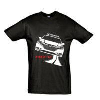 Μπλουζάκι με τύπωμα Honda HR-V New Road