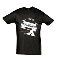 Μπλουζάκι με τύπωμα Hyundai Accent New Road
