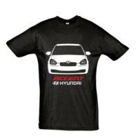 Μπλουζάκι με τύπωμα Hyundai Accent old