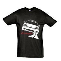 Μπλουζάκι με τύπωμα Hyundai Coupe Road