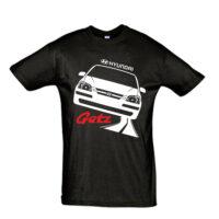 Μπλουζάκι με τύπωμα Hyundai Getz Road