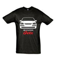 Μπλουζάκι με τύπωμα Hyundai Getz
