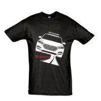 Μπλουζάκι με τύπωμα Hyundai Tucson Road