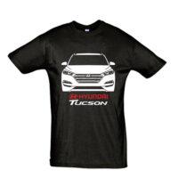 Μπλουζάκι με τύπωμα Hyundai Tucson