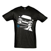Μπλουζάκι με τύπωμα VW Jetta Road