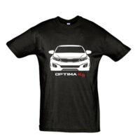 Μπλουζάκι με τύπωμα Kia Optima K5