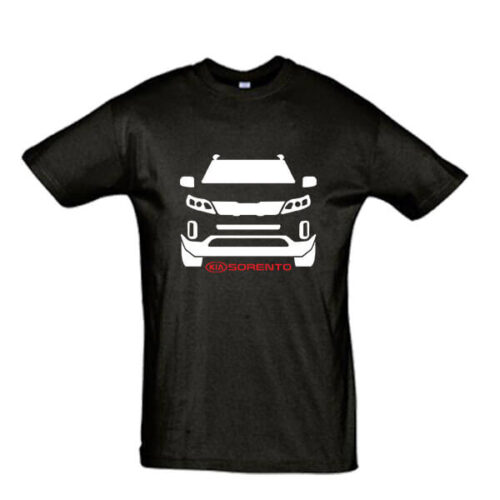 Μπλουζάκι με τύπωμα Kia Sorento