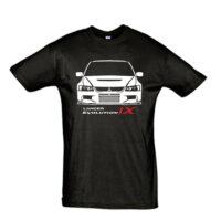Μπλουζάκι με τύπωμα Mitsubishi Evo IX
