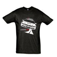 Μπλουζάκι με τύπωμα Mitsubishi Evo VII Road