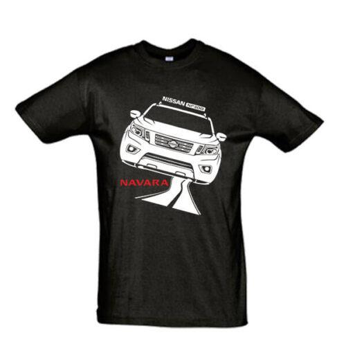 Μπλουζάκι με τύπωμα Nissan Navara NP300 Road