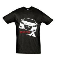 Μπλουζάκι με τύπωμα Nissan Micra Road