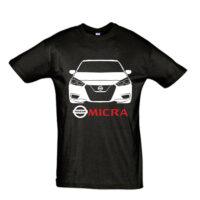 Μπλουζάκι με τύπωμα Nissan Micra