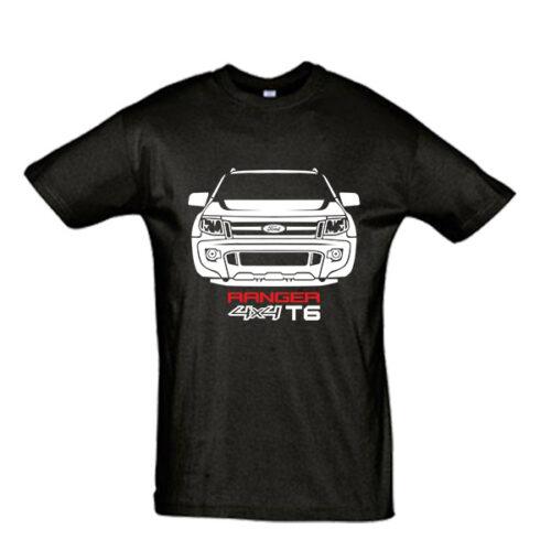 Μπλουζάκι με τύπωμα Ford Ranger T6