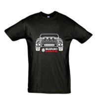 Μπλουζάκι με τύπωμα Suzuki Samurai