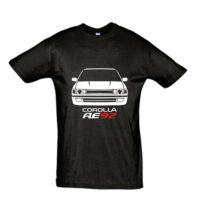 Μπλουζάκι με τύπωμα Toyota Corolla AE92