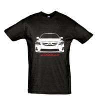 Μπλουζάκι με τύπωμα Toyota Corolla Sedan New