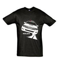 Μπλουζάκι με τύπωμα Toyota Hilux Road