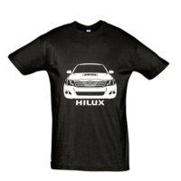 Μπλουζάκι με τύπωμα Toyota Hilux