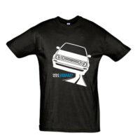 Μπλουζάκι με τύπωμα VW Golf MK2 Road