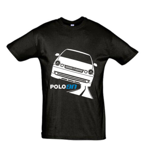 Μπλουζάκι με τύπωμα VW Polo 9N Road