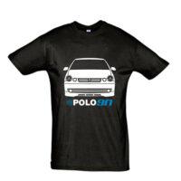 Μπλουζάκι με τύπωμα VW Polo 9N