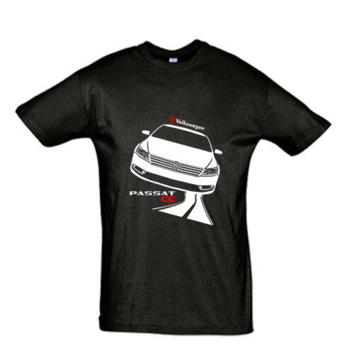 Μπλουζάκι με τύπωμα VW Passat CC Road